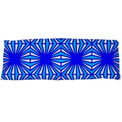 Retro Blue Pattern Body Pillow Cases Dakimakura (Two Sides)