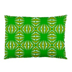Retro Green Pattern Pillow Cases (Two Sides)