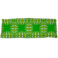 Retro Green Pattern Body Pillow Cases Dakimakura (Two Sides)