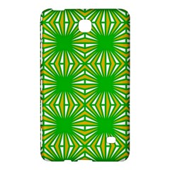 Retro Green Pattern Samsung Galaxy Tab 4 (8 ) Hardshell Case