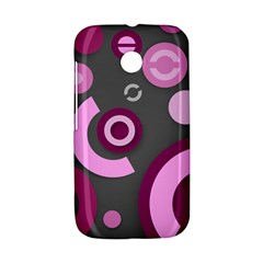 Pink Purple Abstract iPhone cases  Motorola Moto E