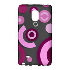 Pink Purple Abstract iPhone cases  Galaxy Note Edge