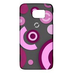 Pink Purple Abstract iPhone cases  Galaxy S6