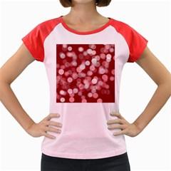 Modern Bokeh 11 Women s Cap Sleeve T-Shirt