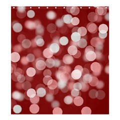 Modern Bokeh 11 Shower Curtain 66  x 72  (Large)