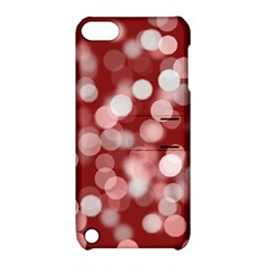 Modern Bokeh 11 Apple Ipod Touch 5 Hardshell Case With Stand