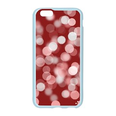 Modern Bokeh 11 Apple Seamless iPhone 6 Case (Color)