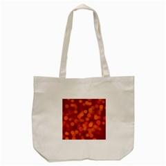 Modern Bokeh 12 Tote Bag (Cream)