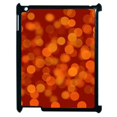 Modern Bokeh 12 Apple Ipad 2 Case (black)
