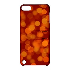 Modern Bokeh 12 Apple Ipod Touch 5 Hardshell Case With Stand