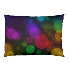 Modern Bokeh 15 Pillow Cases (Two Sides)