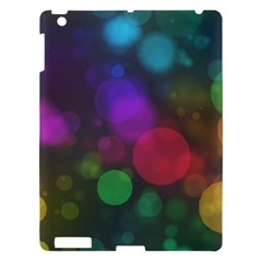 Modern Bokeh 15 Apple Ipad 3/4 Hardshell Case