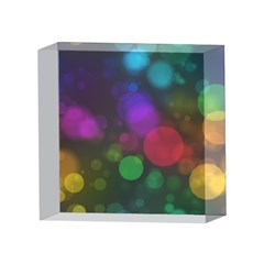 Modern Bokeh 15 4 x 4  Acrylic Photo Blocks
