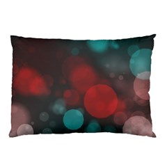 Modern Bokeh 15b Pillow Cases (Two Sides)