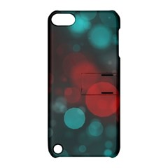 Modern Bokeh 15b Apple Ipod Touch 5 Hardshell Case With Stand