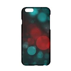 Modern Bokeh 15b Apple iPhone 6/6S Hardshell Case