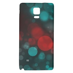 Modern Bokeh 15b Galaxy Note 4 Back Case
