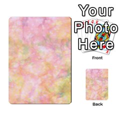 Softly Lights, Bokeh Multi Purpose Cards (rectangle)