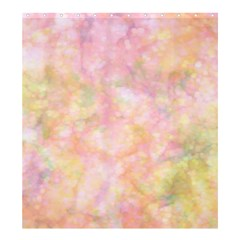 Softly Lights, Bokeh Shower Curtain 66  X 72  (large)