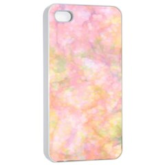 Softly Lights, Bokeh Apple iPhone 4/4s Seamless Case (White)