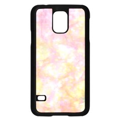 Softly Lights, Bokeh Samsung Galaxy S5 Case (black)