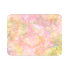 Softly Lights, Bokeh Double Sided Flano Blanket (Mini)