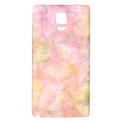 Softly Lights, Bokeh Galaxy Note 4 Back Case