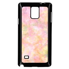 Softly Lights, Bokeh Samsung Galaxy Note 4 Case (Black)