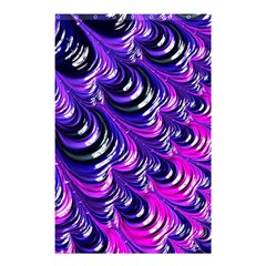 Special Fractal 31pink,purple Shower Curtain 48  x 72  (Small)