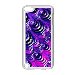 Special Fractal 31pink,purple Apple Ipod Touch 5 Case (white)