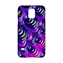 Special Fractal 31pink,purple Samsung Galaxy S5 Hardshell Case