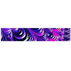 Special Fractal 31pink,purple Flano Scarf (Large)