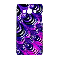 Special Fractal 31pink,purple Samsung Galaxy A5 Hardshell Case