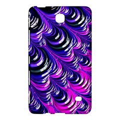 Special Fractal 31pink,purple Samsung Galaxy Tab 4 (8 ) Hardshell Case