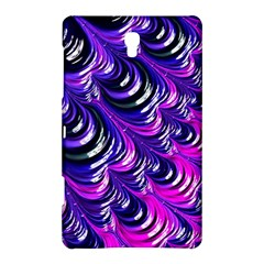 Special Fractal 31pink,purple Samsung Galaxy Tab S (8 4 ) Hardshell Case