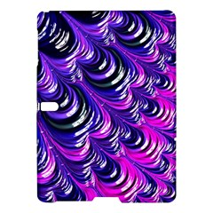 Special Fractal 31pink,purple Samsung Galaxy Tab S (10.5 ) Hardshell Case