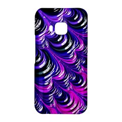 Special Fractal 31pink,purple HTC One M9 Hardshell Case