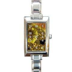 Special Fractal 35cp Rectangle Italian Charm Watches