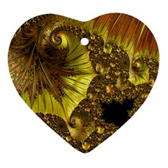 Special Fractal 35cp Ornament (heart)