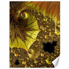 Special Fractal 35cp Canvas 36  X 48