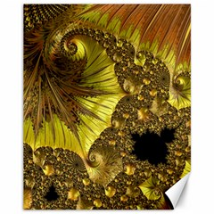Special Fractal 35cp Canvas 11  X 14