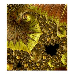 Special Fractal 35cp Shower Curtain 66  X 72  (large)