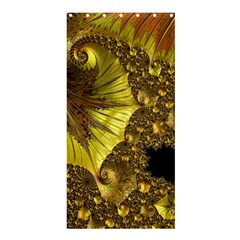 Special Fractal 35cp Shower Curtain 36  X 72  (stall)
