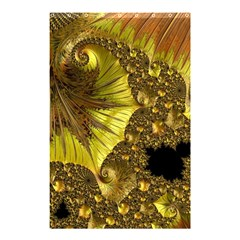Special Fractal 35cp Shower Curtain 48  X 72  (small)