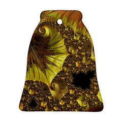 Special Fractal 35cp Bell Ornament (2 Sides)