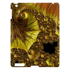 Special Fractal 35cp Apple Ipad 3/4 Hardshell Case