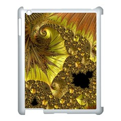 Special Fractal 35cp Apple Ipad 3/4 Case (white)