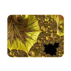 Special Fractal 35cp Double Sided Flano Blanket (mini)
