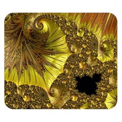 Special Fractal 35cp Double Sided Flano Blanket (Small)