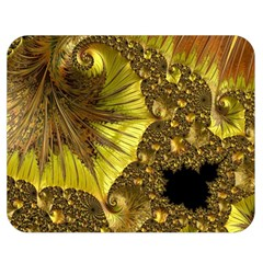Special Fractal 35cp Double Sided Flano Blanket (Medium)